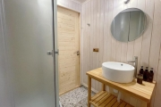 МАНСАРДА 3-местный 1-комнатный (общая ванна на 2 номера)