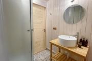 МАНСАРДА 2-местный 1-комнатный (общая ванна на 2 номера)